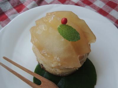 10月のスイーツレッスンはリンゴのケーキと型抜きクッキーです_b0252363_2122259.jpg