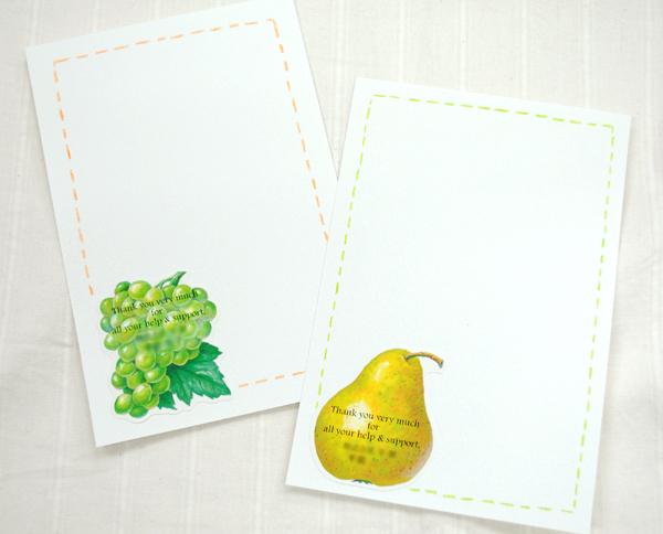 ラベルで飾るポストカード_d0225198_15463996.jpg