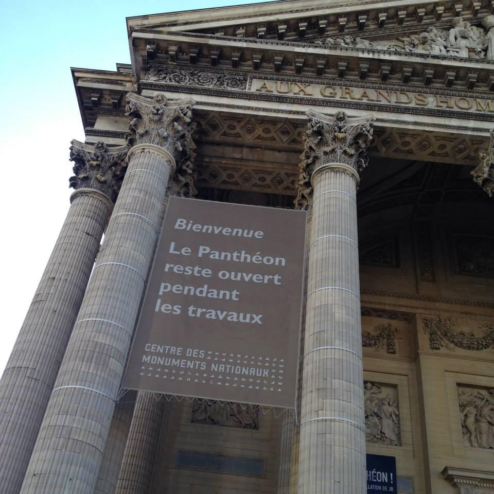 フランス【Panthéon de Paris】_a0314708_13365184.jpg