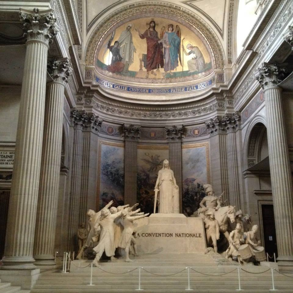フランス【Panthéon de Paris】_a0314708_13395550.jpg