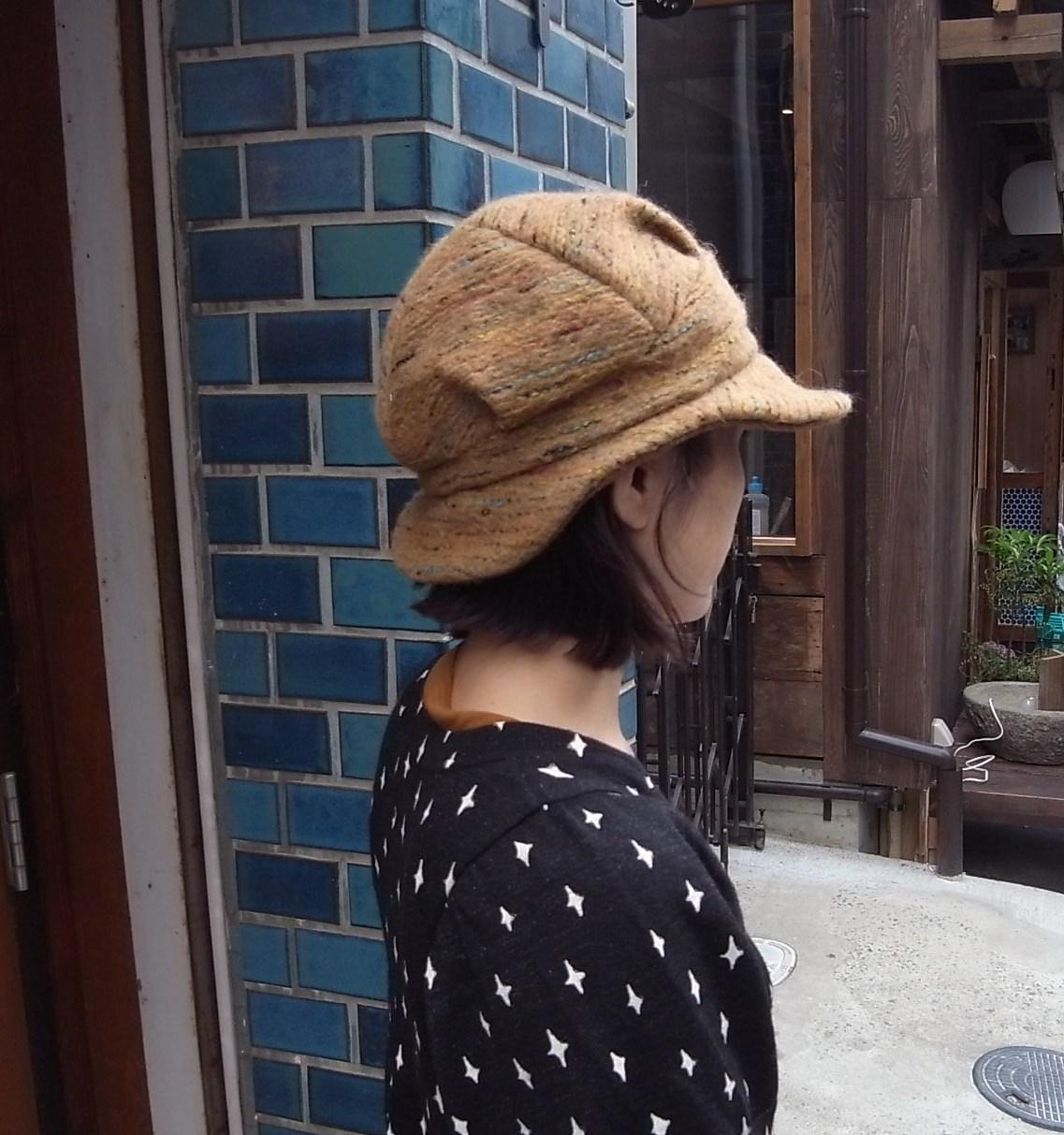 コンパニオン と ゆう帽子_c0319217_153192.jpg