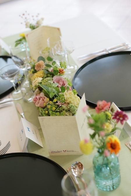 夏の装花 軽井沢ハーヴェストクラブ様へ 感覚のあう花屋_a0042928_23151870.jpg
