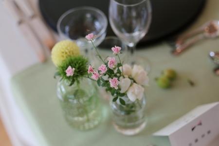 夏の装花 軽井沢ハーヴェストクラブ様へ 感覚のあう花屋_a0042928_2318367.jpg