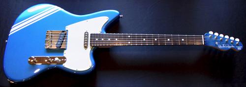 「Brilliant Sky MetallicのPsychocaster 1本目」が完成!_e0053731_164836.jpg