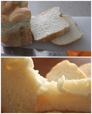 レタスアイモニター「東芝ホームベーカリー」で炊パン!_a0165538_14011673.jpg