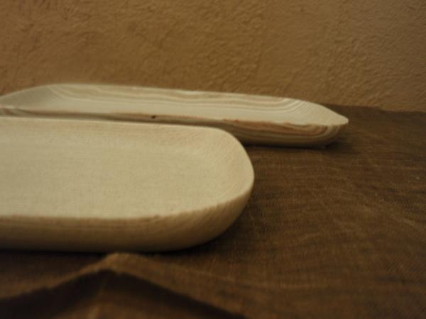 長田佳子さんの練り込み お皿とスプーン入荷しました_b0132442_15280181.jpg