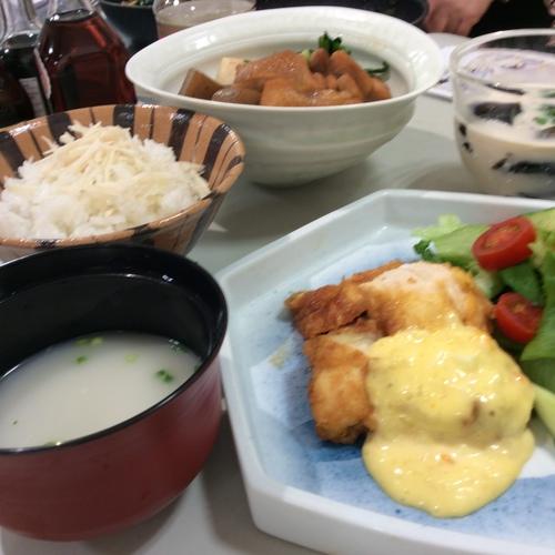 鶏料理 チキン南蛮など_c0069247_20455911.jpg