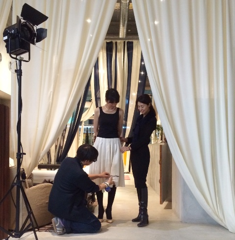 haori de TiTi 〈ハオリドゥティティ〉東京コレクションデビュー_a0138976_20463975.jpg