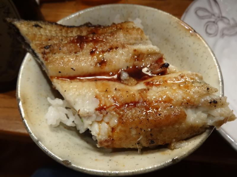 ドンペリに鰻とサーモンに海鮮のパスタです。_c0225997_17353087.jpg