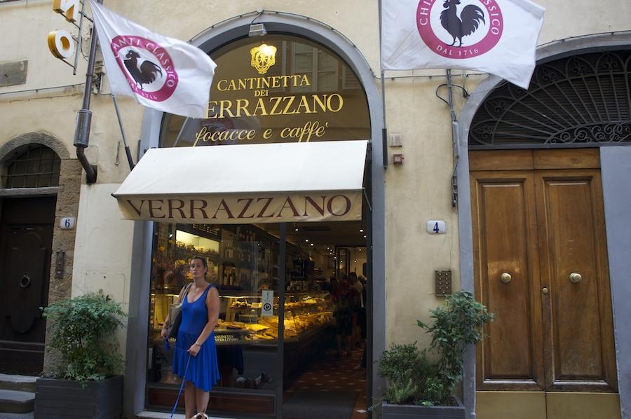フィレンツェで是非食べて頂きたい!ヴェラッツァーノの石窯フォカッチャ_f0106597_19573768.jpg