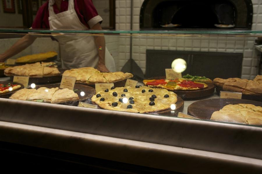 フィレンツェで是非食べて頂きたい!ヴェラッツァーノの石窯フォカッチャ_f0106597_20053100.jpg