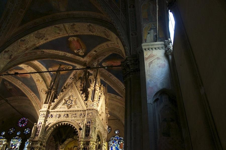 フィレンツェで是非食べて頂きたい!ヴェラッツァーノの石窯フォカッチャ_f0106597_2073555.jpg