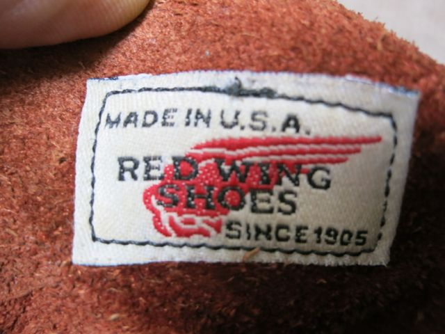 アメリカ仕入れ情報#13  REDWING 色々でております!_c0144020_12473872.jpg