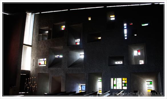 La chapelle Notre-Dame du Haut ロンシャン礼拝堂_d0184921_17271883.jpg