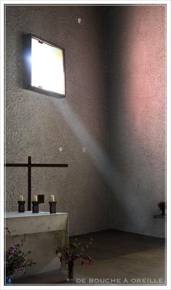 La chapelle Notre-Dame du Haut ロンシャン礼拝堂_d0184921_1733231.jpg