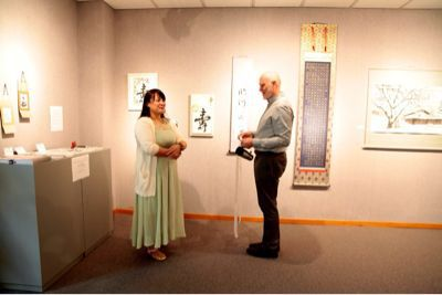 A Special Exhibit of Calligraphy and Sumi-e_d0168831_2274089.jpg