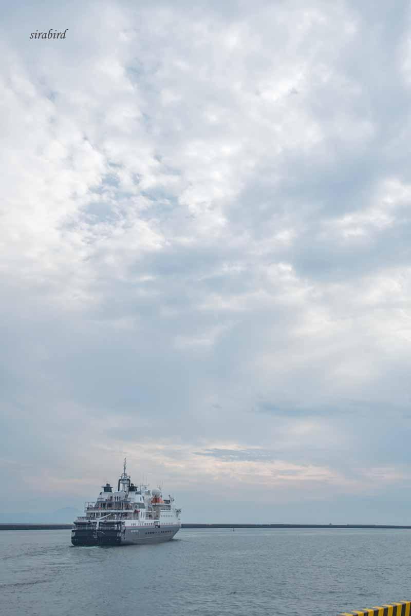 外国クルーズ客船が来たぞー(熊本市)_d0238245_14282855.jpg