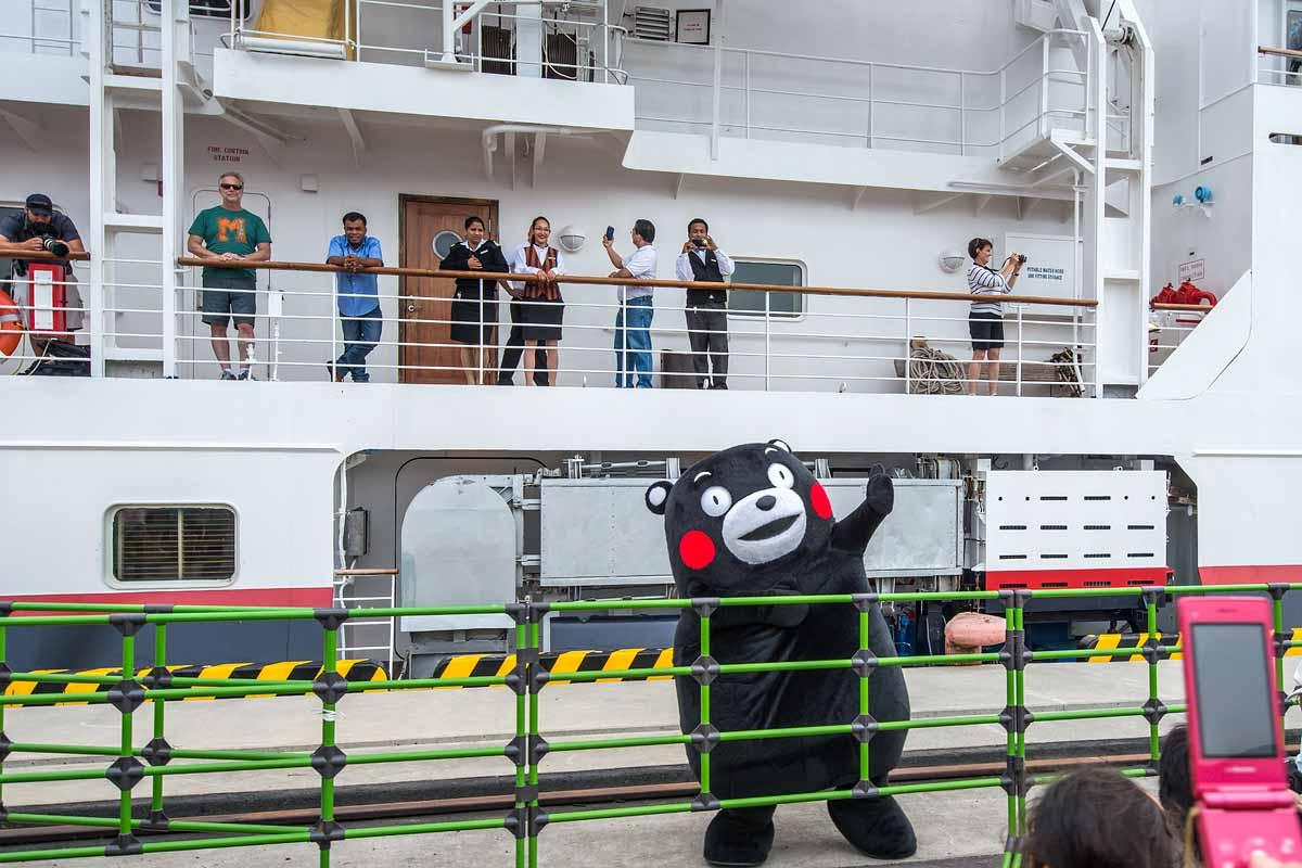 外国クルーズ客船が来たぞー(熊本市)_d0238245_15013188.jpg