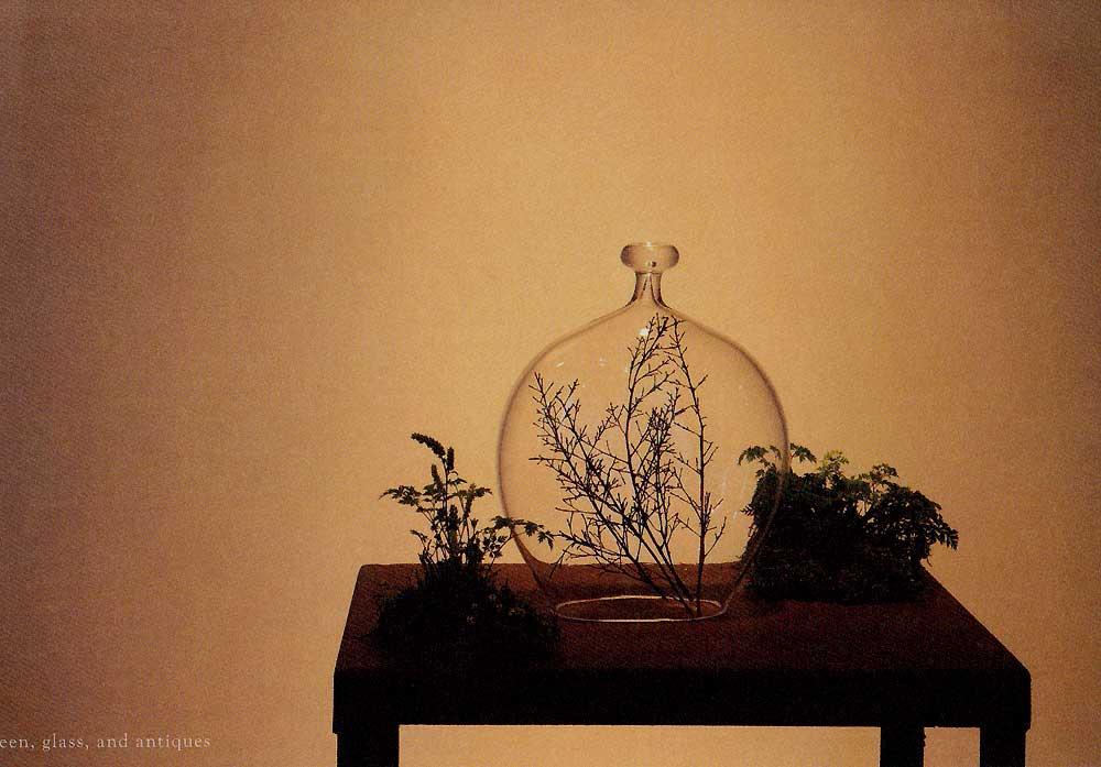 緑とガラスと古道具展_e0194145_18494850.jpg