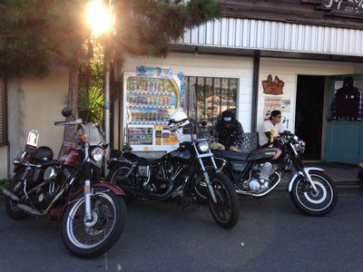 本日のバイク‼_f0194657_16514284.jpg