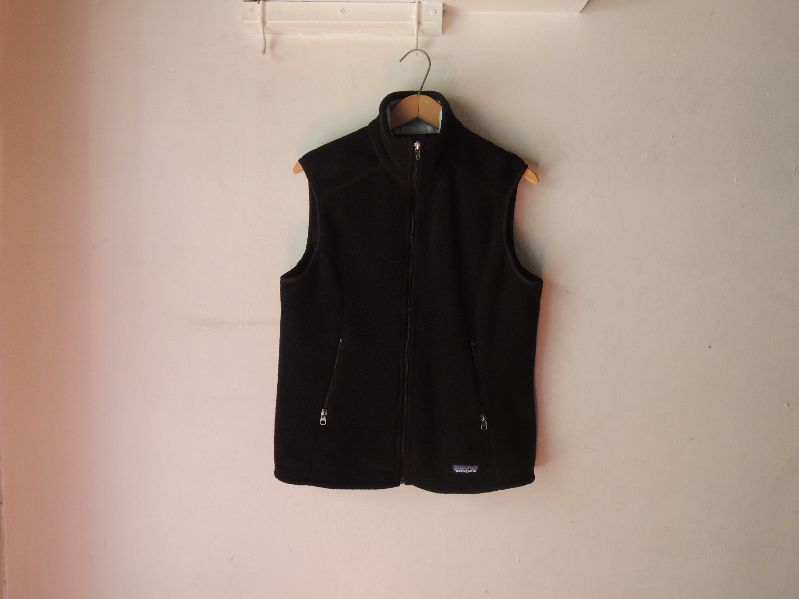 BLACK CLOTHES-60S CARDIGAN/PATAGONIA---RECOMMEND--_c0176867_14401189.jpg