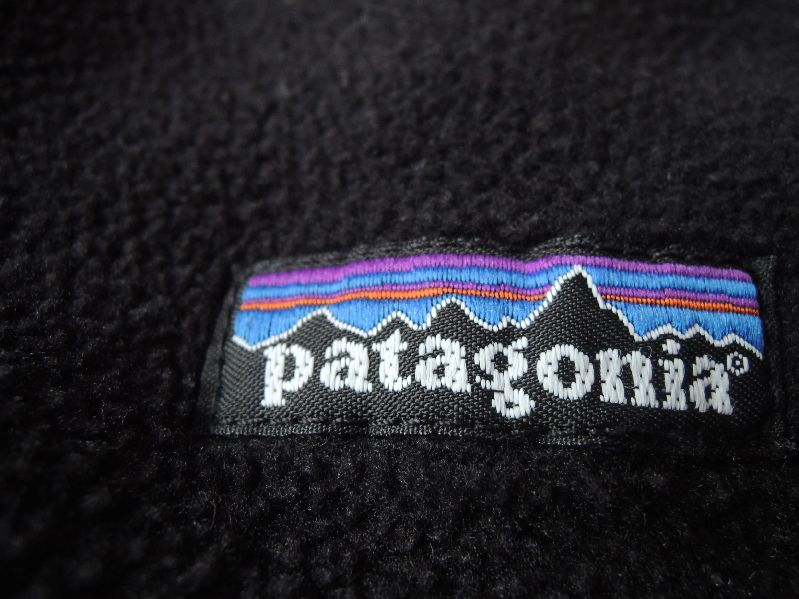 BLACK CLOTHES-60S CARDIGAN/PATAGONIA---RECOMMEND--_c0176867_1441144.jpg