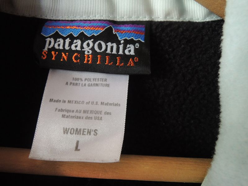 BLACK CLOTHES-60S CARDIGAN/PATAGONIA---RECOMMEND--_c0176867_1441222.jpg