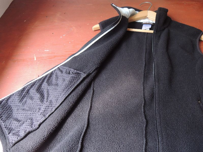 BLACK CLOTHES-60S CARDIGAN/PATAGONIA---RECOMMEND--_c0176867_14413384.jpg
