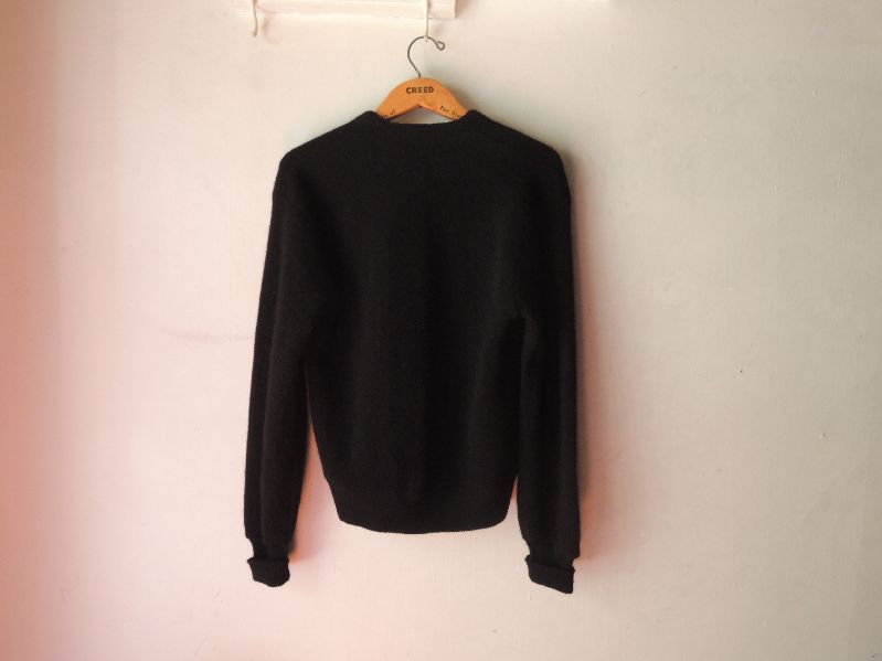 BLACK CLOTHES-60S CARDIGAN/PATAGONIA---RECOMMEND--_c0176867_1443487.jpg