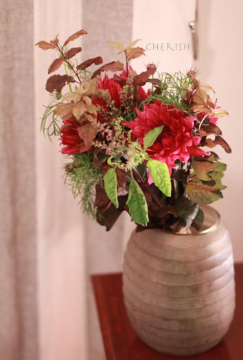 秋だもの♪ダリア_b0208604_23041326.jpg