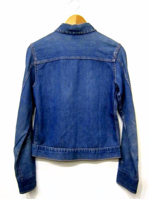 「 DENIM & LEATHER 」_c0078333_1347062.jpg