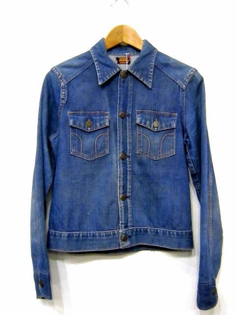 「 DENIM & LEATHER 」_c0078333_1347127.jpg