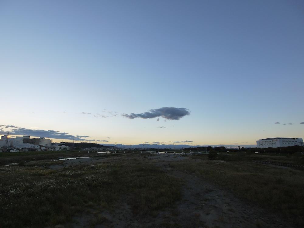 夕暮れの雲_e0216133_21573411.jpg