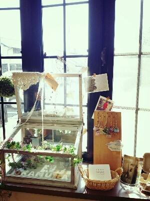 okamura's  shop。_b0240634_20533974.jpg