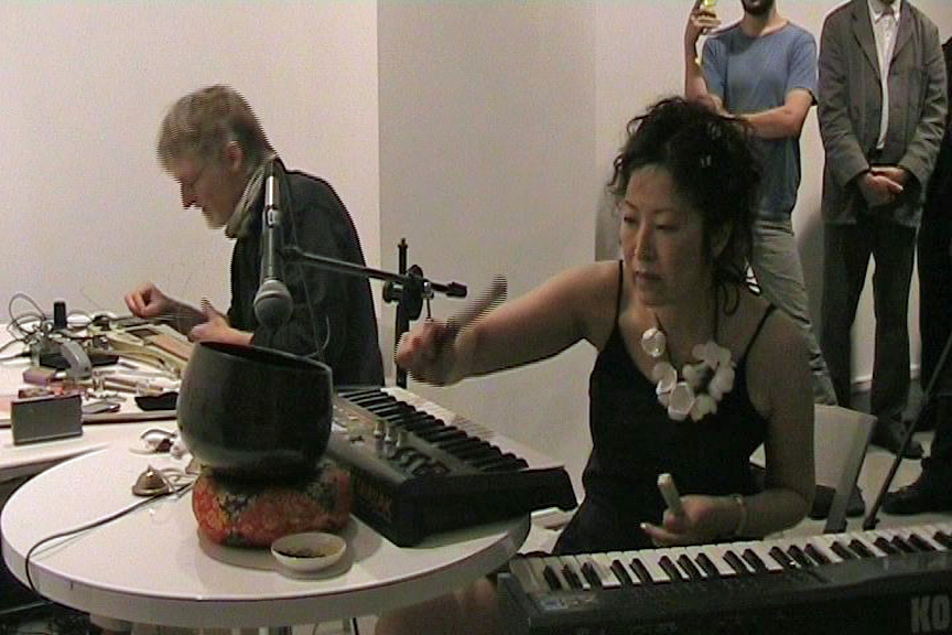 Tim Hodgkinson & Yumi Hara at LG London, \'Schema * Sukima\', 11 Sept 2014 _c0129545_23053682.jpg
