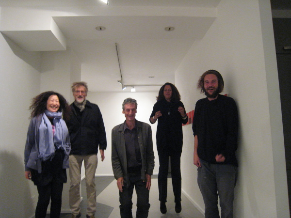 Tim Hodgkinson & Yumi Hara at LG London, \'Schema * Sukima\', 11 Sept 2014 _c0129545_23075608.jpg