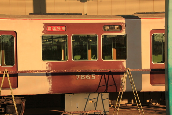 阪急7305F リニューアル工事!_d0202264_194424100.jpg