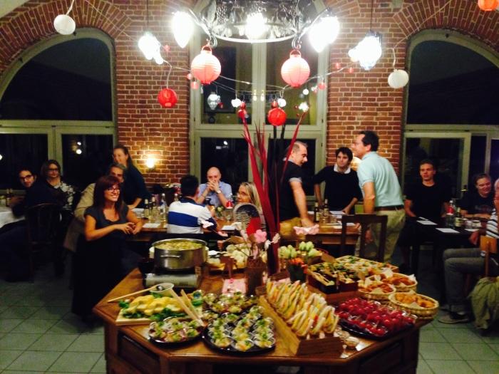 Cena Giapponese ✿ 和食ディナーのレポ_b0246303_23582846.jpg