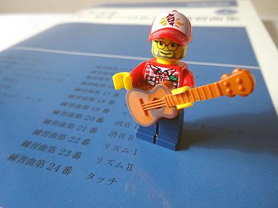 南澤先生の面目躍如 「ソロ・ギターのための練習曲集」!_c0137404_8325438.jpg