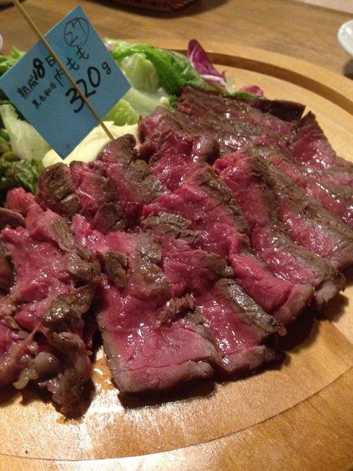 ★★★ 肉アバンギャルド 秋葉原_c0220238_20294811.jpg