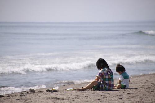 海辺の情景  9月15日_f0113639_1957316.jpg