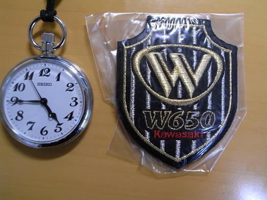 W650車検終了_b0233441_1941141.jpg