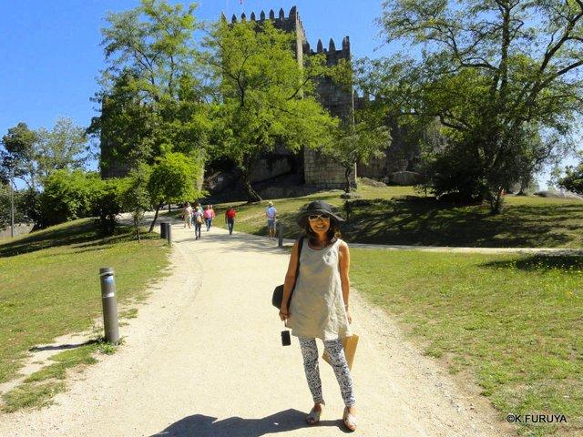 ポルトガル旅行記 11 ポルトガル発祥の地 ギマランイス_a0092659_0241869.jpg