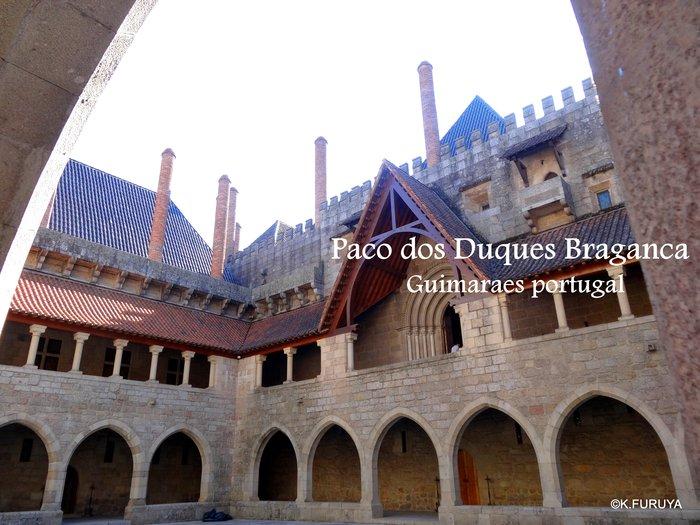 ポルトガル旅行記 11 ポルトガル発祥の地 ギマランイス_a0092659_0522716.jpg