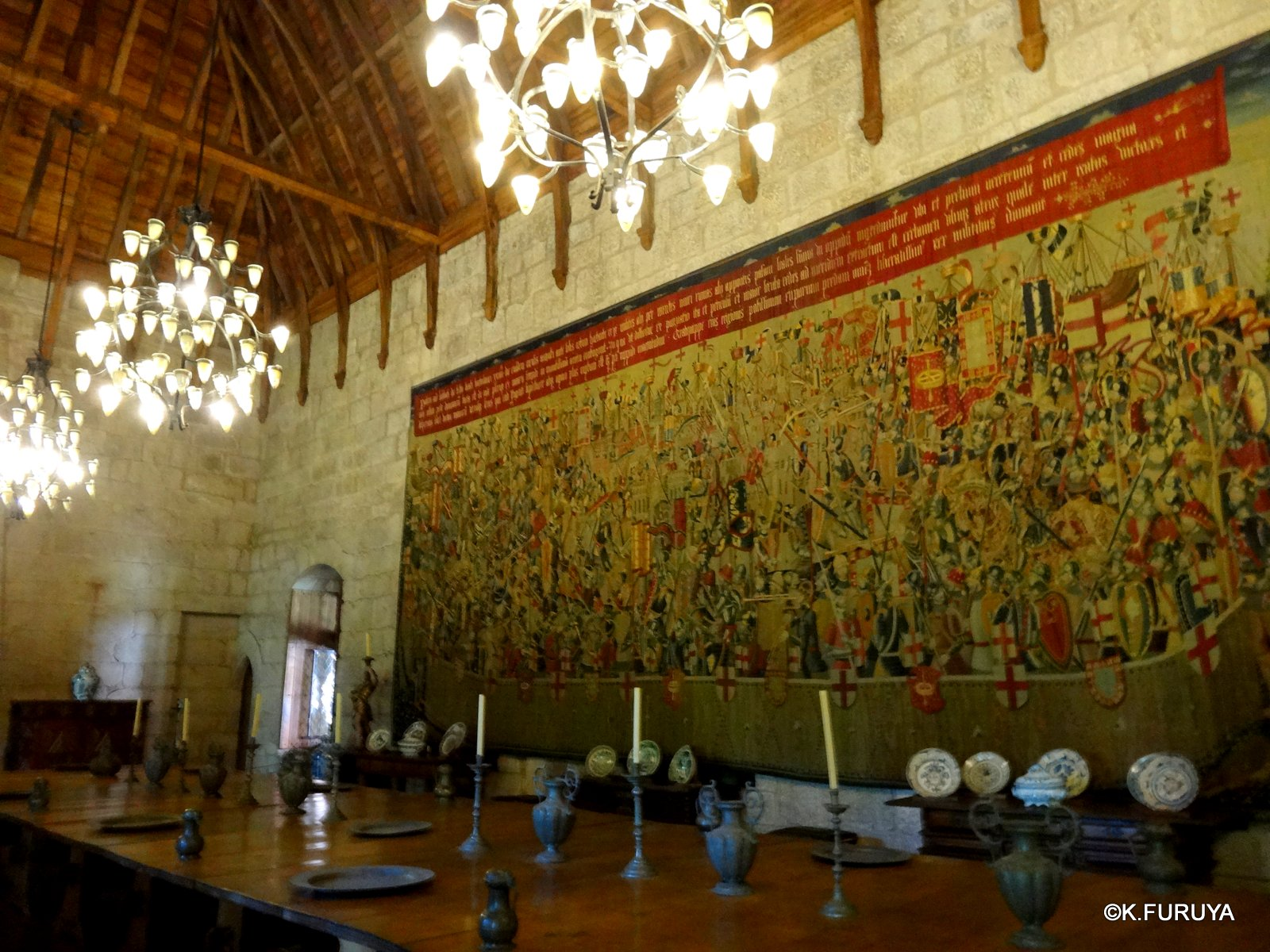ポルトガル旅行記 11 ポルトガル発祥の地 ギマランイス_a0092659_120993.jpg