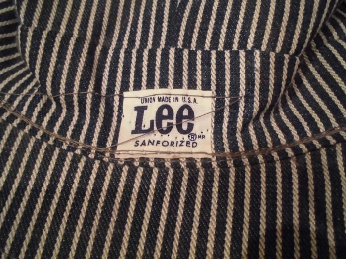 DEAD STOCK Lee Engineer Cap (NOS)_e0187362_11204785.jpg