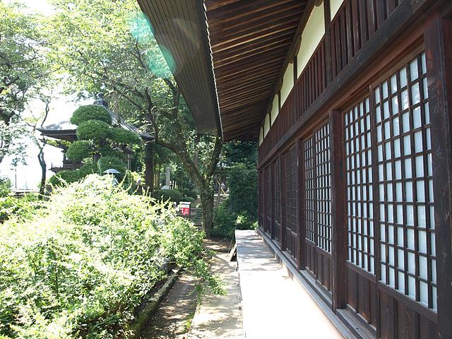 秋川 (横沢の辺り) ~ 大悲願寺 (9/13)_b0006870_8363499.jpg