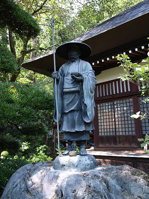 秋川 (横沢の辺り) ~ 大悲願寺 (9/13)_b0006870_836653.jpg