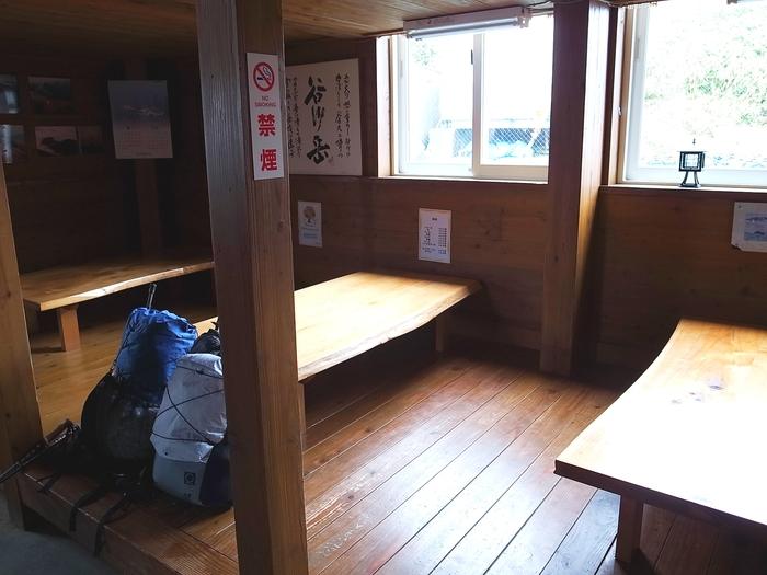 9.13-14 谷川岳で寝るハイク day1_b0219778_21105267.jpg