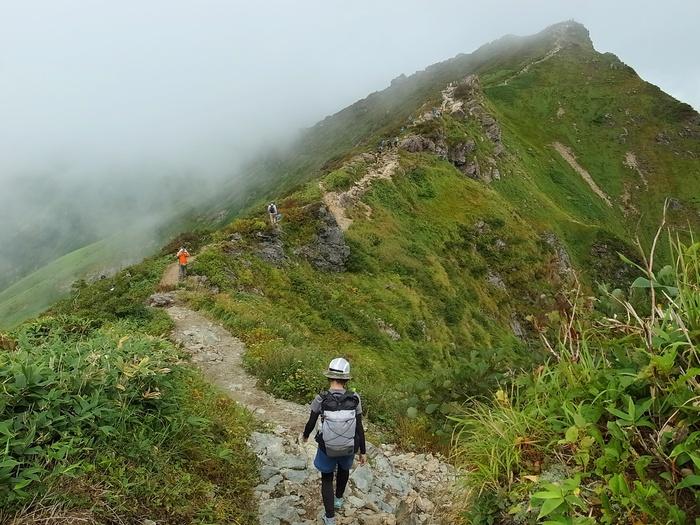 9.13-14 谷川岳で寝るハイク day1_b0219778_21212164.jpg
